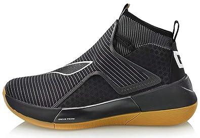 6ed5fc1d7d84 LI-NING YUSHUAI XII Men Professional Basketball Shoes Breathabl High-top  Sport Shoes Sneakers