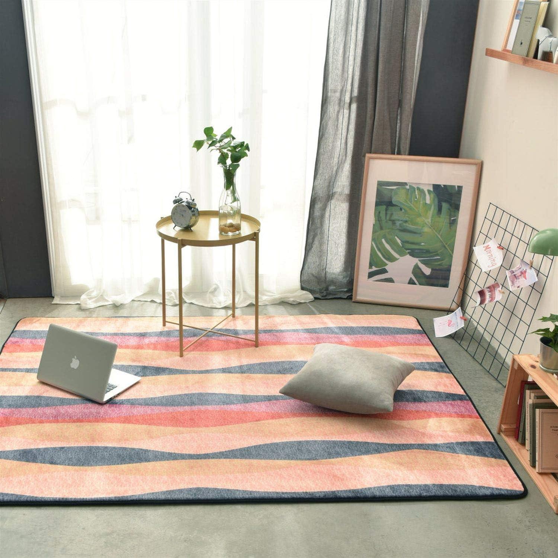 Modern Floor Rug Polyester Fluffy Child Carpets Rug for Living Room Kids Fur Bathroom Shaggy Nordic Carpet