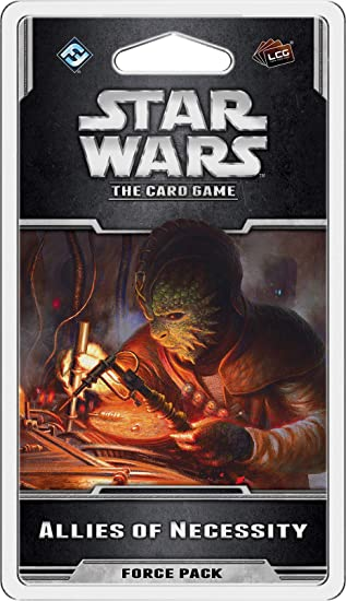 Fantasy Flight Games FFGSWC37 Allies of Necessity Force Pack Star ...