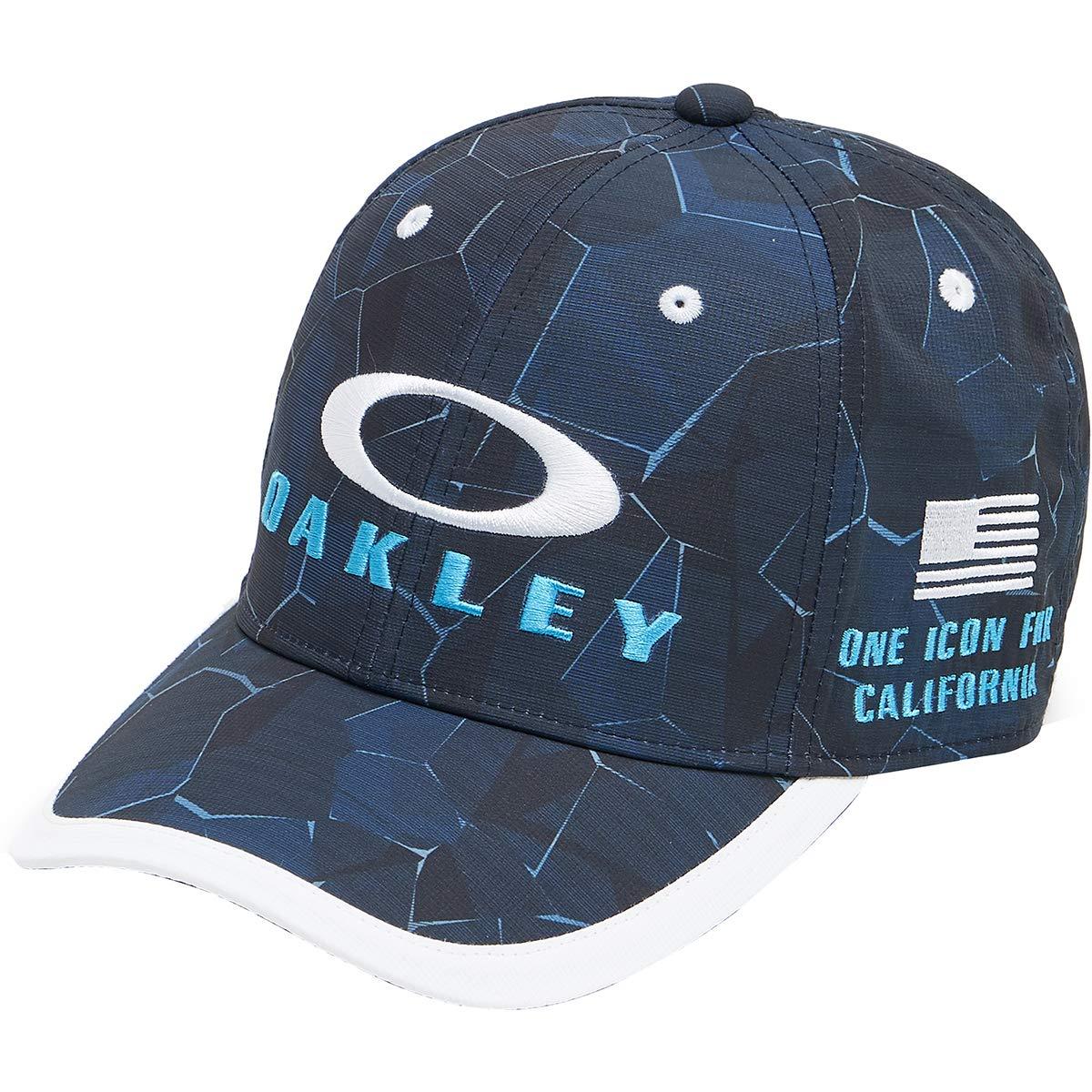 Oakley Adjustable Fit Hats, Foggy Blue, N/S by Oakley
