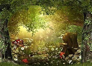 Diamond Painting Adult Painting Kits Enchanting Lush Fairy Tale Woodland Home Bedroom Living Room Art Wall Decoration 16