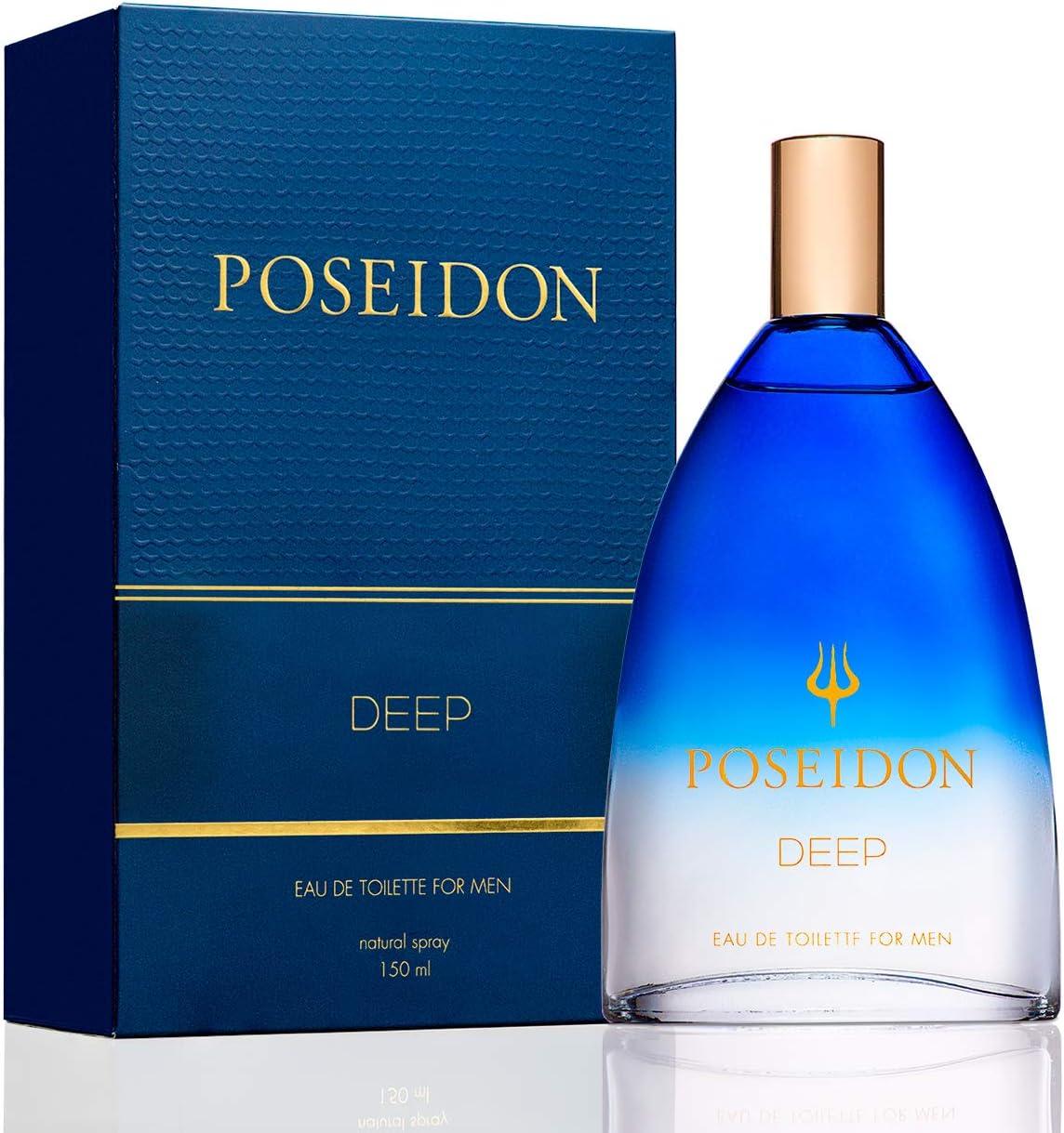 Poseidon Deep - Perfume Hombre - EDT 150 ML