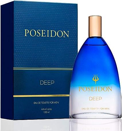 Instituto Español Poseidon Deep Perfume Hombre EDT 150 ML