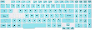 Leze - Keyboard Cover Compatible with ASUS TUF Gaming A15 TUF506IV TUF506IU, Gaming A17 TUF706IU Gaming Laptop - Mint