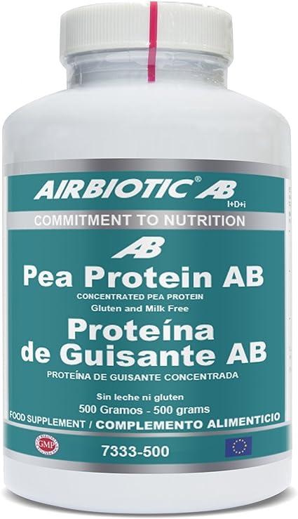 Airbiotic AB, Proteina de Guisante AB, Aminoácidos para ...