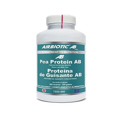 Airbiotic AB, Proteina de Guisante AB, Aminoácidos para deportistas