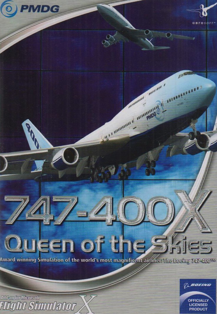 Amazon com: PMDG 747-400 X - FSX: Video Games