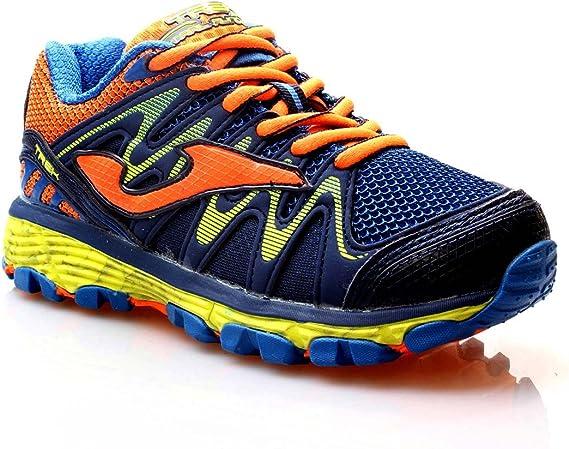 Joma J.Trek JR 704 Running Kids Shoes - J.TREKW - 704 (EU 31 - CM 19 - UK - 12.5): Amazon.es: Deportes y aire libre