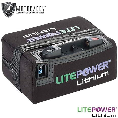 Motocaddy Litepower - Batería Universal de 18 Hoyos y ...