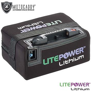 Motocaddy Litepower - Batería de Litio y Cargador Universal ...