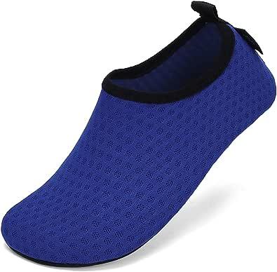 SAGUARO Zapatos de Agua Descalzo Barefoot Calcetines de Natación Niños Niñas