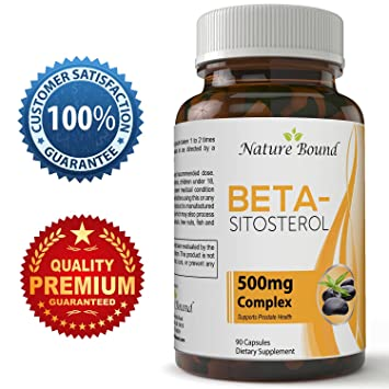 Beta sitosterol benefits men sexual libido