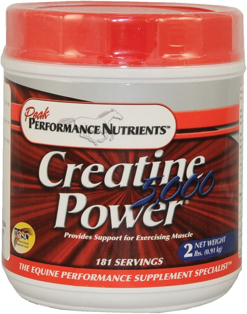 Peak Performance Creatine Power 5000-2 LB