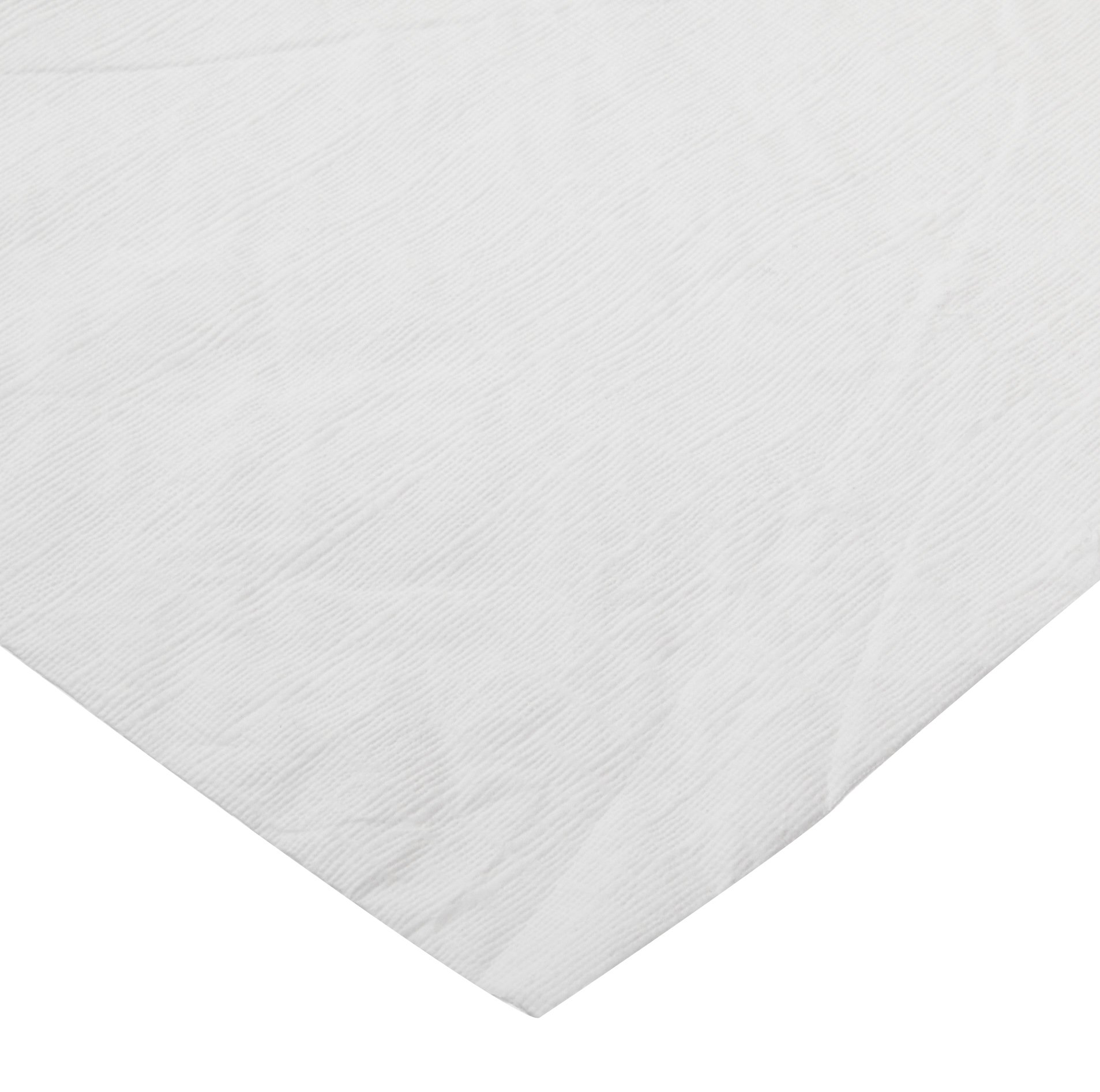 Hoffmaster 210100 Octy-Round Tissue Tablecover, 2 Ply, 72'' Diameter, White (Case of 25) by Hoffmaster (Image #2)