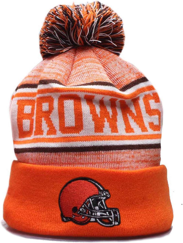 2019 Fans Hats Winter Knit Hat Men Cuffed Beanie Hat Women for Gift Sports Hat Fashion Toque Cap