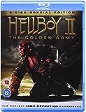 Hellboy 2: The Golden Army [Blu-ray] [2008] [Region Free]