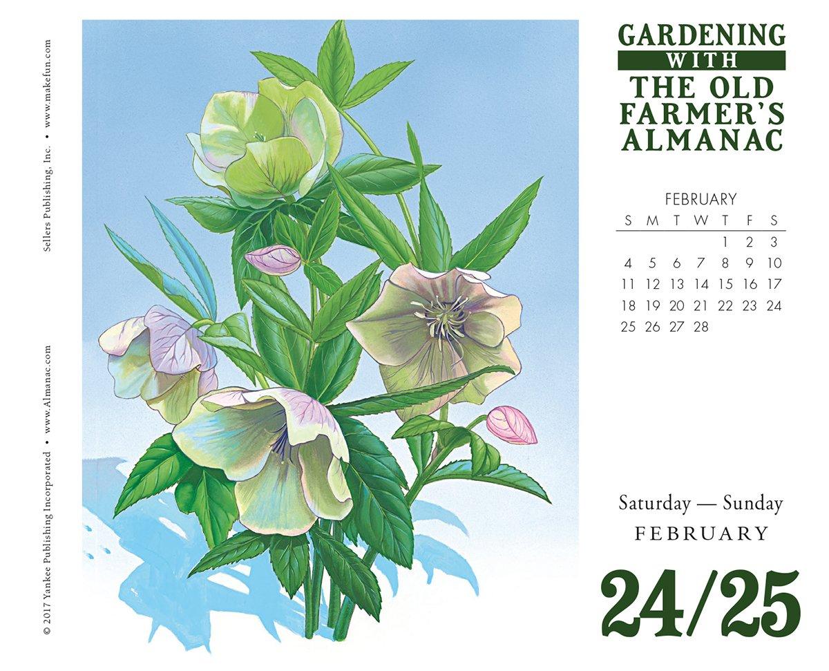 Old Farmer's Almanac: Gardening Advice, Folklore, and Gardening Secrets  2018 Boxed/Daily Calendar (CB0254): Old Farmer's Almanac, Yankee  Publishing: ...