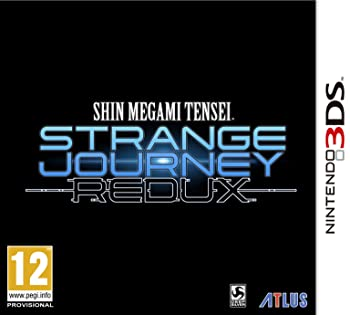 Shin Megami Tensei Strange Journey Redux [3DS]