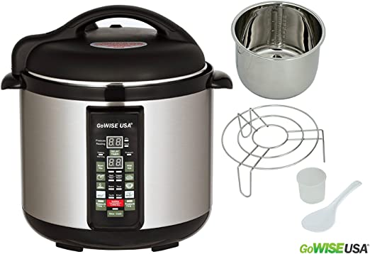 8 Quart Sealing Ring For GoWISE Electric Pressure Cooker