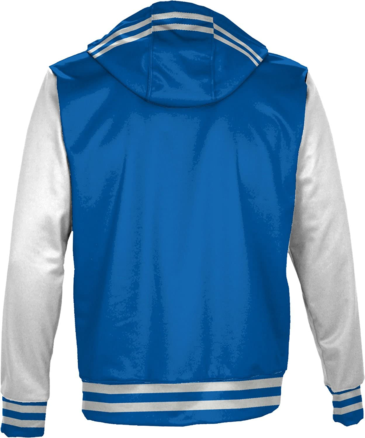 Letterman ProSphere Saint Louis University Mens Fullzip Hoodie