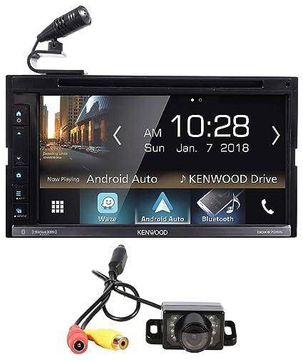 Amazon com: Kenwood DDX6705S 6 8