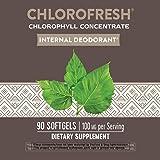 Nature's Way Chlorofresh, Internal