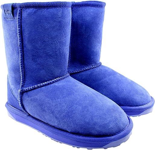 EMU Australia Stinger Boots blau