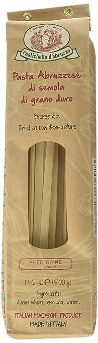 Rustichella d'Abruzzo Fettuccine 17.6 oz
