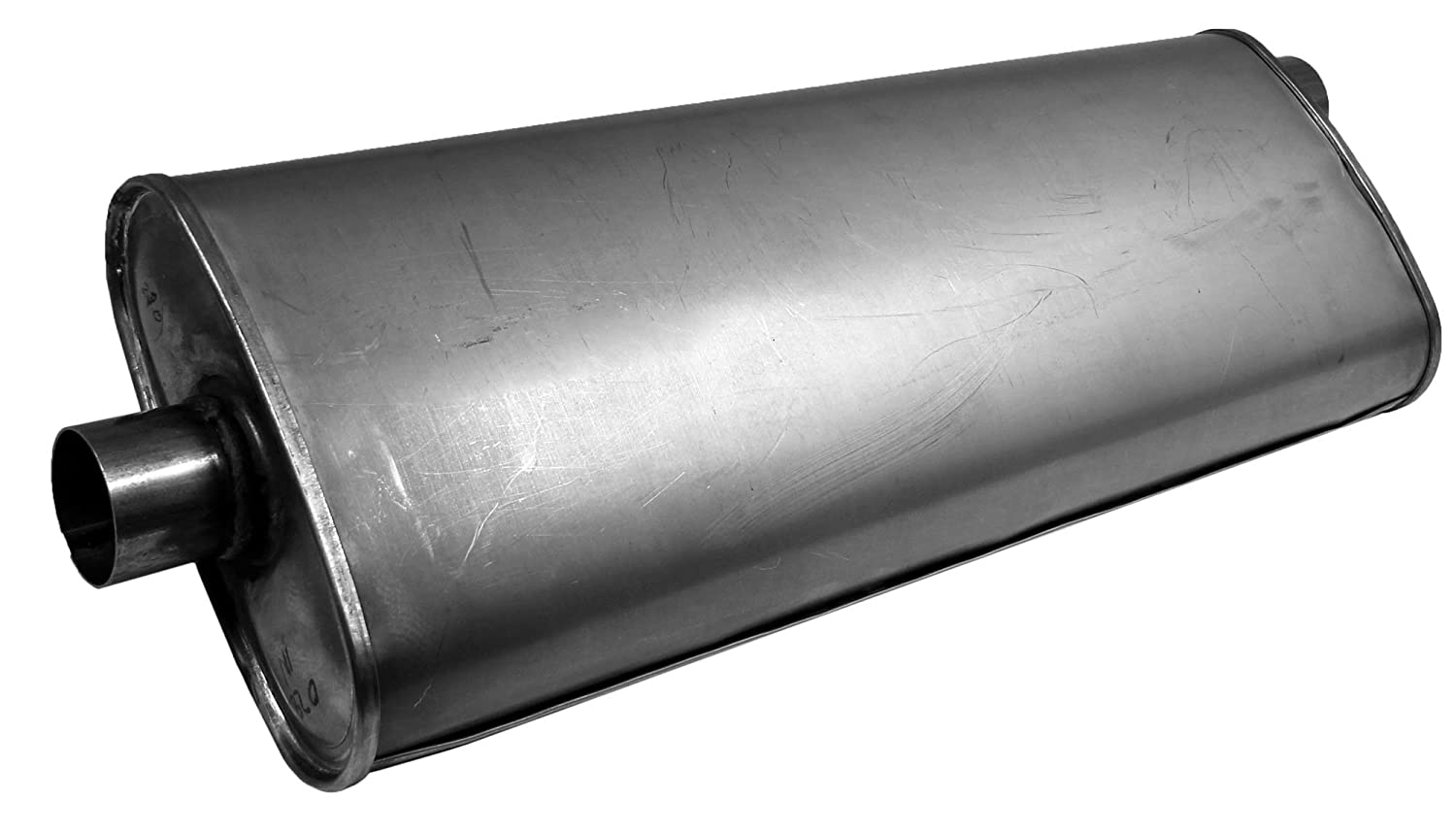 Direct-flow mufflers: install or not 35