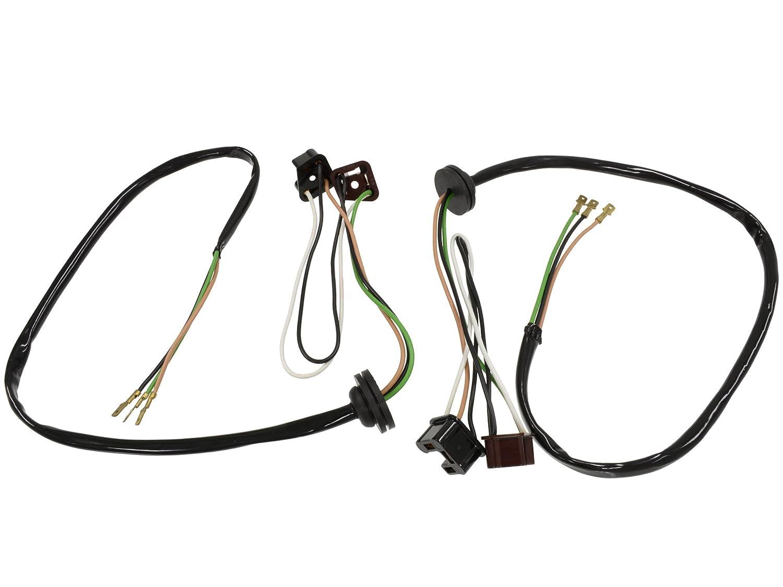 1958 corvette wiring harness amazon com 1958 1962 corvette headlight wire harness automotive  1958 1962 corvette headlight wire