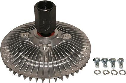 New OAW 12-CR2748 HEAVY DUTY Fan Clutch for Dodge RAM 1500 3.7L 4.7L 02-08