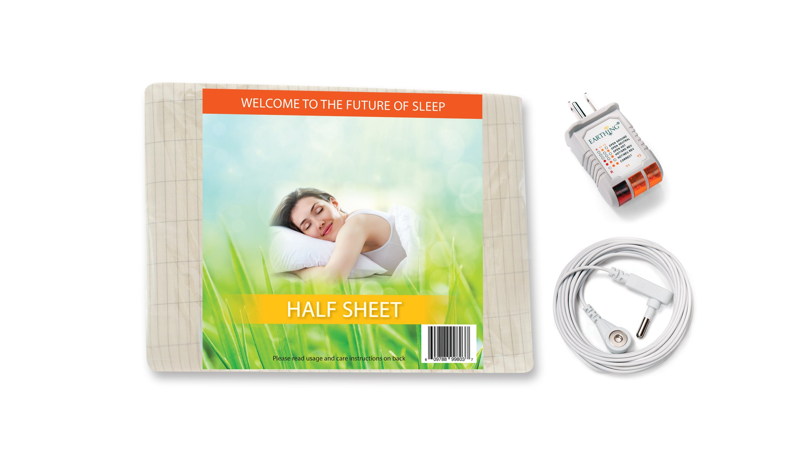 Earthing Half Sheet Kit by Earthing