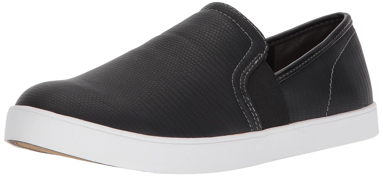 Dr. Scholl's Shoes Women's Luna Sneaker B076CMK4XY 6 B(M) US|Black Lizard Print