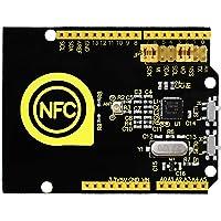 KEYESTUDIO PN532comunicación NFC RFID Módulo de Escritor Lector Escudo Controlador con 13,56 MHz Herramienta para Arduino Mega2560 R3 Kit
