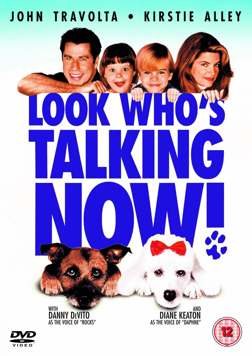 Amazon Com Look Who S Talking Now Dvd Movies Tv
