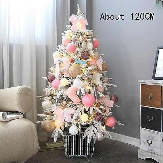 GBYN Adornos para árboles de Navidad 1.2 m Decoraciones de diseño ...