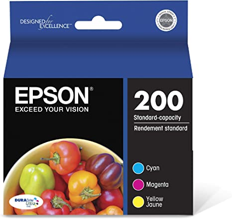 Amazon.com: Epson T200520 DURABrite Ultra Color Multi-Pack ...