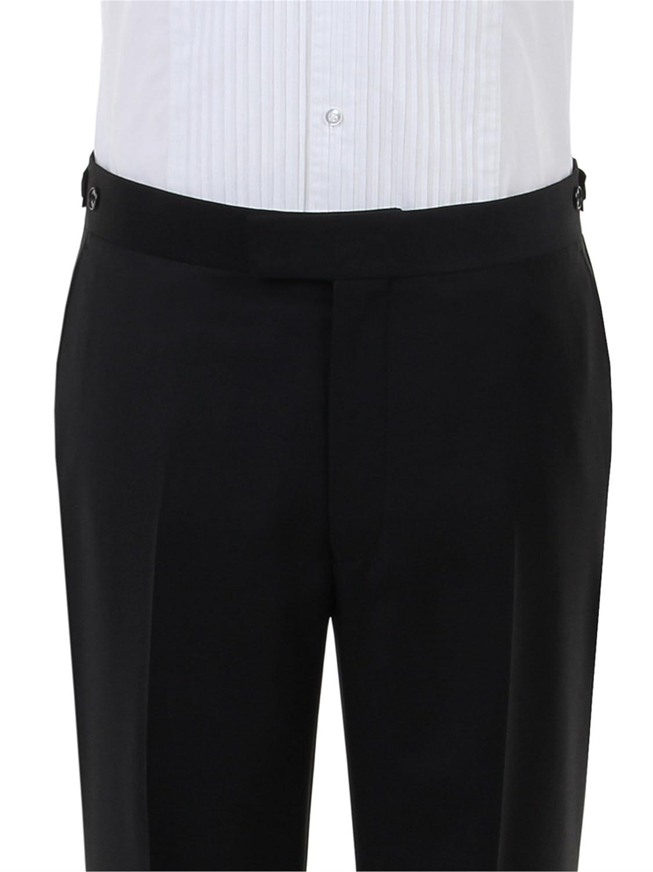 Suit Direct Racing Green Plain Dresswear Suit Trousers - RG120178 Regular Fit Dresswear Mixer Trouser