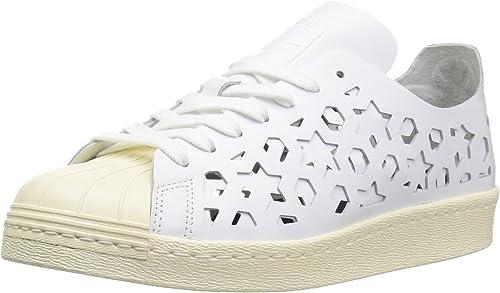 adidas Originals Superstar 80s Chaussures de Sport pour Homme BlancSupplier ColorOff White 46 EU M