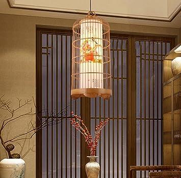 Kronleuchter Schlafzimmer Wohnzimmer Spezielle Bambus Lampe Moderne Mode  Handgemachte Bambus Kronleuchter Retro Studie Kronleuchter Einweihungsparty  ...