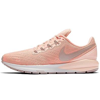 best website 12cbf 1b8dc Nike Women's Air Zoom Structure 22 Running Shoe
