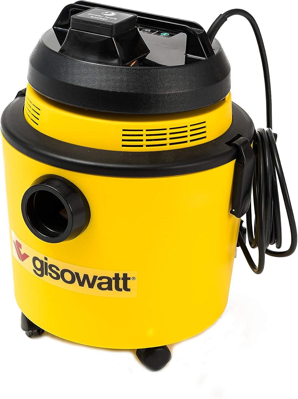 Gisowatt Maestro 20T - Aspirador industrial 20 l: Amazon.es: Bricolaje y herramientas