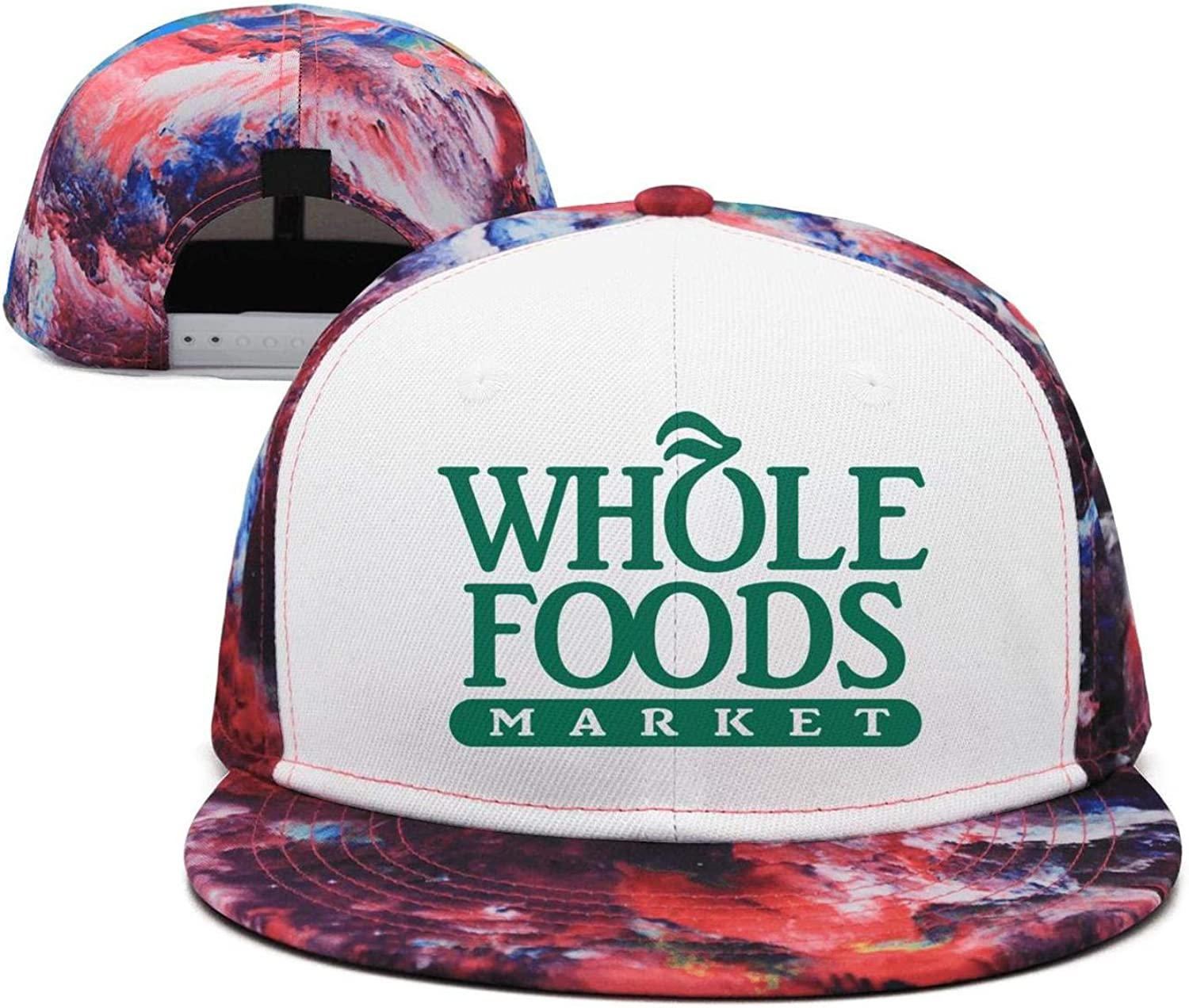 Cap Dad Baseball Hat UONDLWHER Adjustable Unisex Whole-Foods-Market