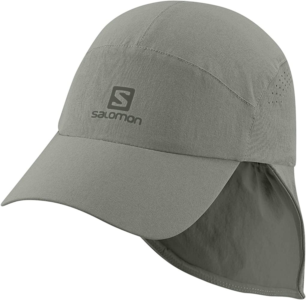 Salomon Quest Cap-Gorra, color titanio DARK TITANIUM: Amazon.es ...