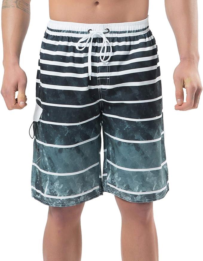 Quick Dry Swim Trunks
