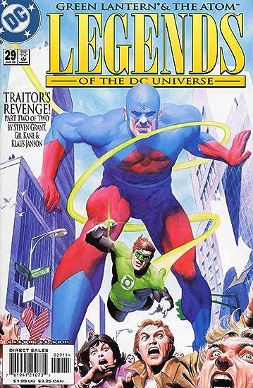 Amazon.com: Legends of the DC Universe #29 VF ; DC comic book: Entertainment Collectibles
