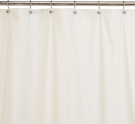 Amazon Com Carnation Home Fashions Jumbo Long Vinyl Shower
