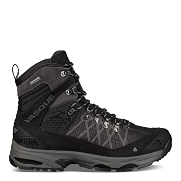 Vasque Saga GTX Hiking Shoe - Men's Jet Black/Magnet 9