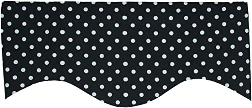 RLFisher DBA RLF Home Polka Dot Valance