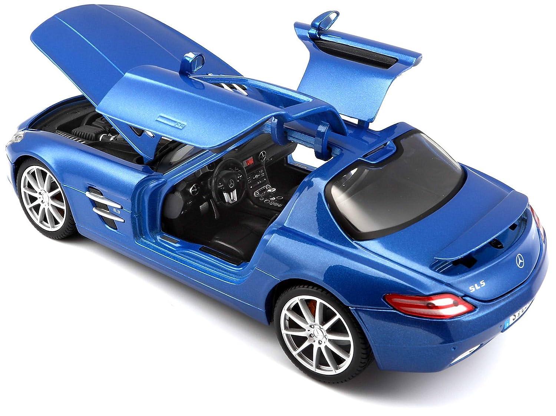 Scala 1:18 Kit modellino pressofuso Mercedes-Benz SLS AMG Tobar